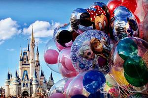 замок Balloons