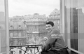 Paul Anka On Tour In Paris 1958