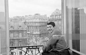 Paul Anka Tour In France 1958