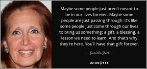Quote From Danielle Steel