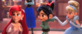Ralph Breaks the Internet - Princesses - disney-princess photo