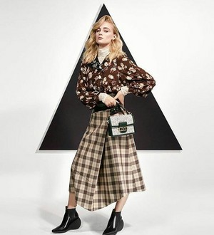 Sophie Turner for Louis Vuitton