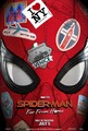 Spider Man Far From Home official poster. - the-avengers photo