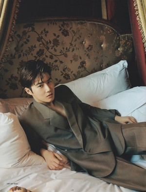 Suho for LEON KOREA January 2019