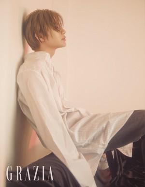 Taemin 'for 'Grazia