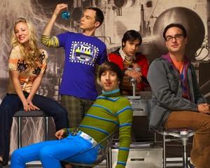 The Big Bang Theory fondo de pantalla