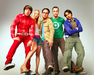 The Big Bang Theory 壁紙