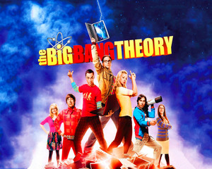The Big Bang Theory achtergrond