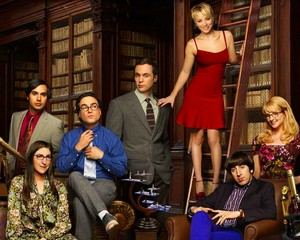 The Big Bang Theory wolpeyper
