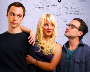 The Big Bang Theory 바탕화면