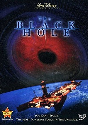 The Black Hole On DVD