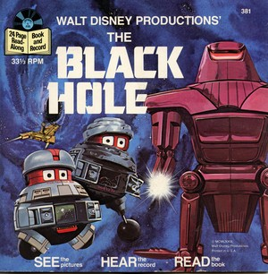 The Black Hole Read Along. Storybook