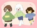 The Dreemurr Children
