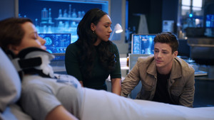"The Flash 5.11 ""Seeing Red"" Promotional imagens ⚡️"