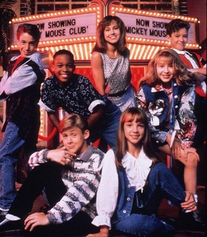 The Mickey Mouse Club '90's