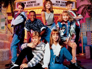 The Mickey ratón Club '90's