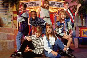 The Mickey souris Club