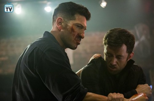 The Punisher - Netflix achtergrond entitled The Punisher - Season 2 - First Look foto's