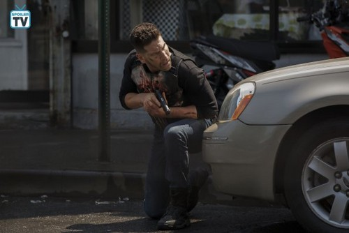 The Punisher - Netflix karatasi la kupamba ukuta titled The Punisher - Season 2 - First Look picha