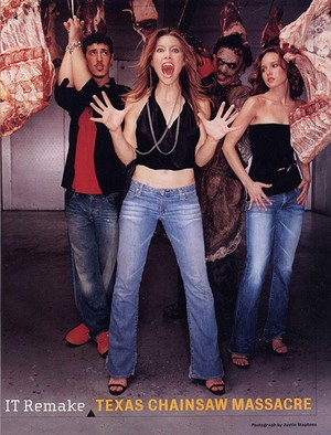The Texas Chainsaw Massacre (2003) Cast