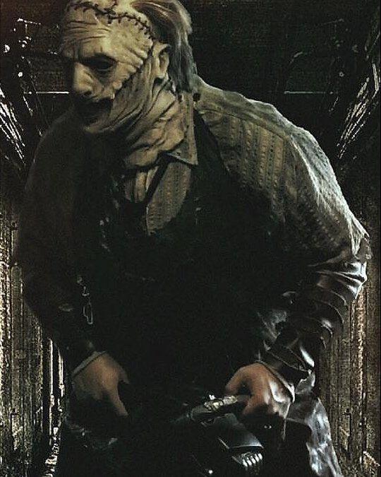 Фильмы ужасов Обои The Texas Chainsaw Massacre (2003) Обои