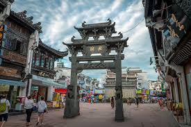 Tunxi District, China