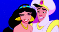 Walt Disney Screencaps - Princess Jasmine & Prince Aladdin - walt-disney-characters photo