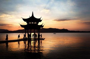 West Lake, Hangzhou, China