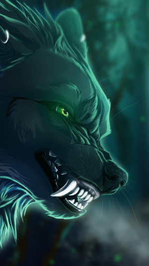 serigala, wolf walpaper