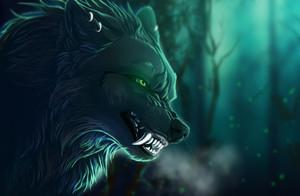Wolves Painting Art Roar 498582 1