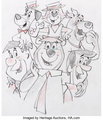 Yogi And The Gang - hanna-barbera photo
