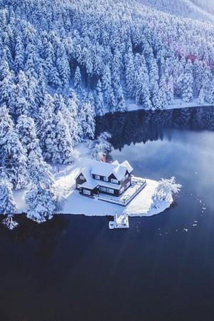 beautiful winter ⛄️❄️💖