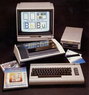 utama c64 perip