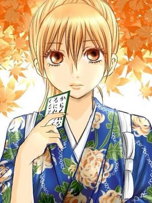 *Chihaya Ayase*