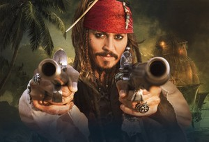 *Jack Sparrow: pirates of the caribbean*