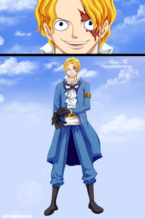 *Sabo The Revolutionary*
