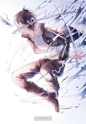 *Yato : God Of Calamity*
