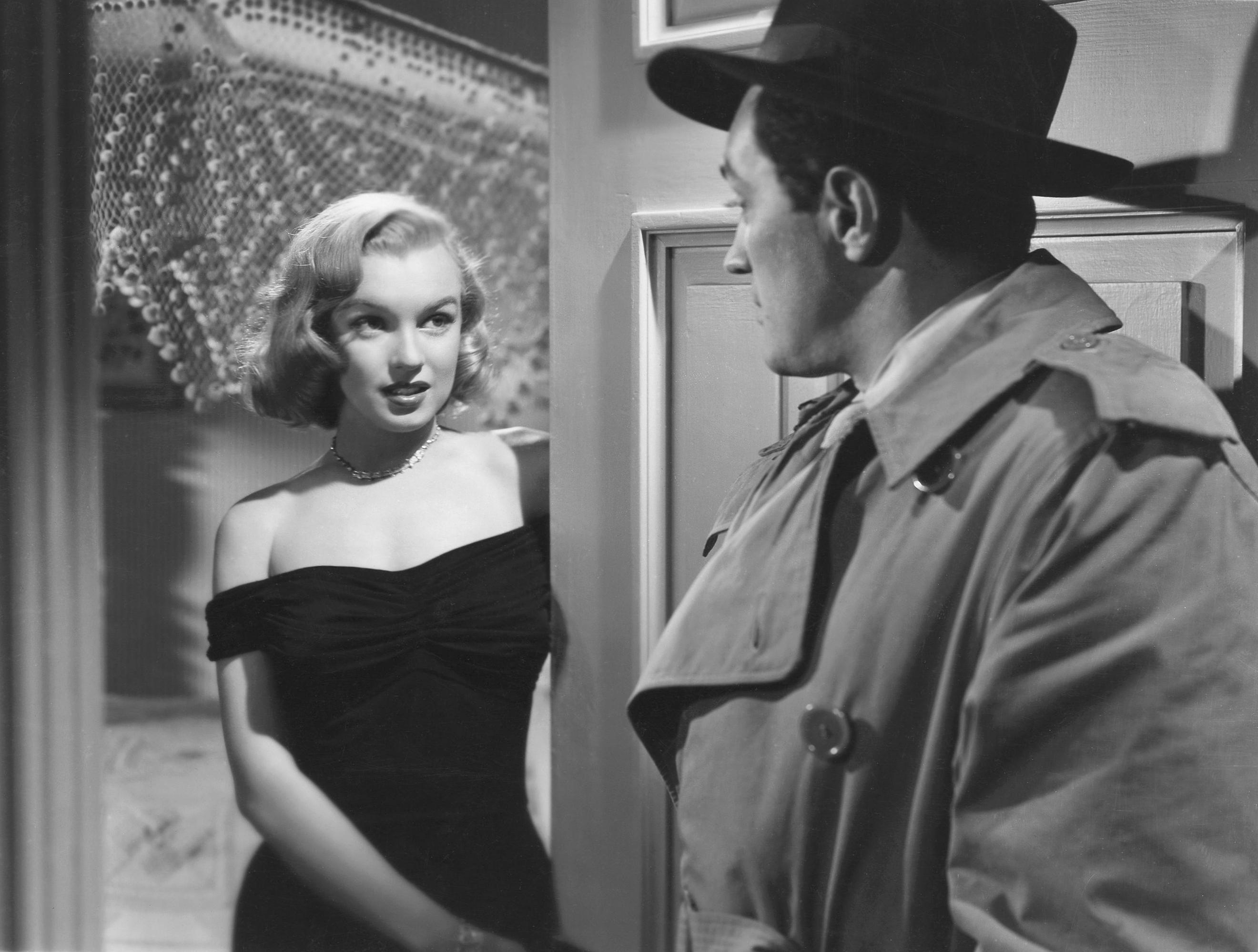 1950 Film, The Asphalt Jungle