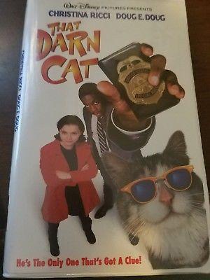 199i Film, That Darn Cat On ভিডিও ক্যাসেট