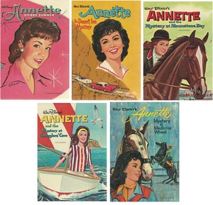 Annette Funnicello Storybooks