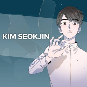 BTS Webtoon Series'SAVE ME' Photos{JIN}