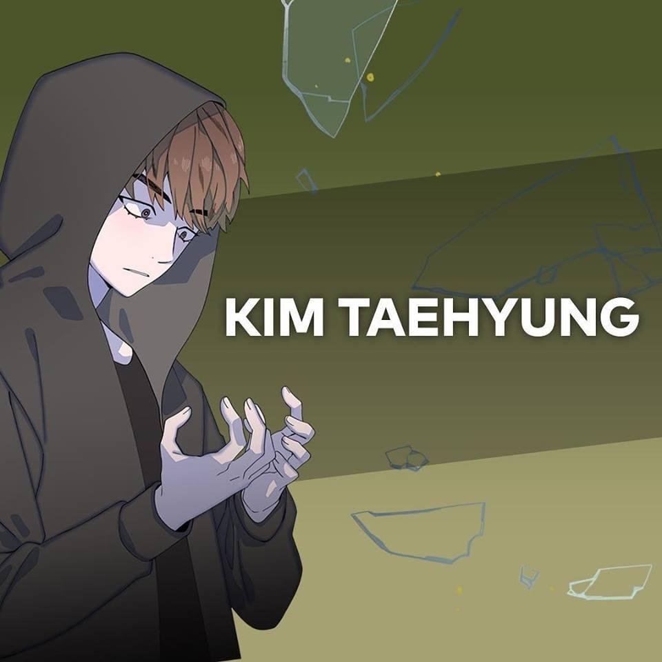 BTS Webtoon Series'SAVE ME' Photos{V}