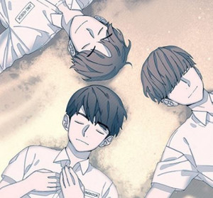 BTS Webtoon Series'SAVE ME' تصاویر
