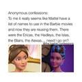 Barbie Movies Confessions - barbie-movies photo