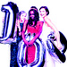 Danai, Melissa McBride an Lauren Cohan - danai-gurira icon