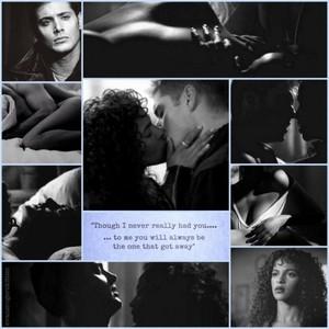 Dean/Cassie Fanart - The One That Got Away