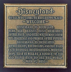 Disneyland ded