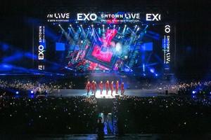 EXO - SMTOWN LIVE in SANTIAGO