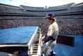 Elton John コンサート Dodger Stadium 1975