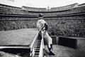 Elton John 音乐会 Dodger Stadium 1975